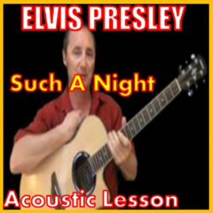Learn to play Such A Night by Elvis Presley | Movies and Videos | Educational