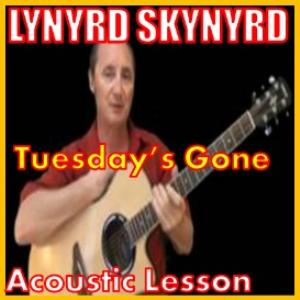 learn to play tuesdays gone by lynyrd skynyrd