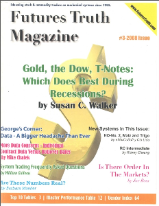 futures truth mag:  issue #3/2008