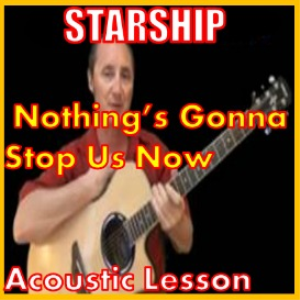 Learn to play Nothings Gonna Stop Us Now by Starship | Movies and Videos | Educational