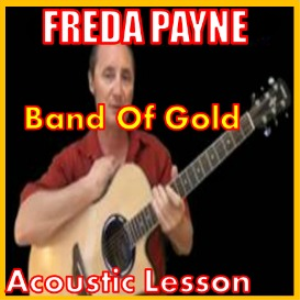Learn to play Band Of Gold by Freda Payne | Movies and Videos | Educational