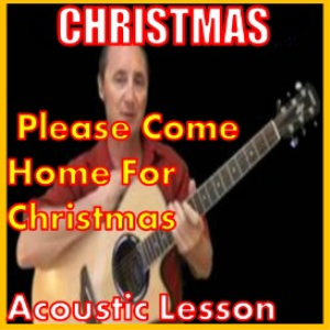 Learn to play Please Come Home For Christmas by The Eagles | Movies and Videos | Educational