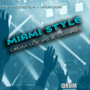 miami style drum loops
