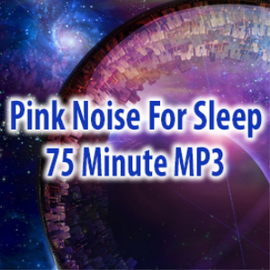 pink noise mp3 for sleep (75 minutes)