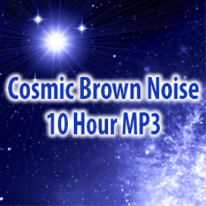 cosmic brown noise for sleep (10 hours)