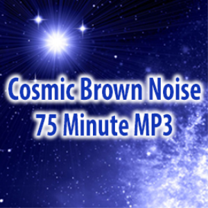 cosmic brown noise for sleep (75 minutes)
