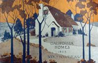 california homes 1923 book of house plans