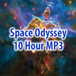 space odyssey mp3 for sleep or focus (10 hours)