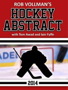 Rob Vollman's Hockey Abstract 2014 | eBooks | Sports
