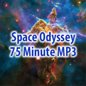space odyssey mp3 for sleep or focus (75 minutes)