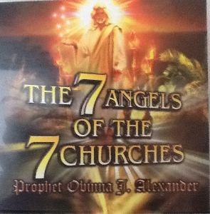the seven angels of the seven churches