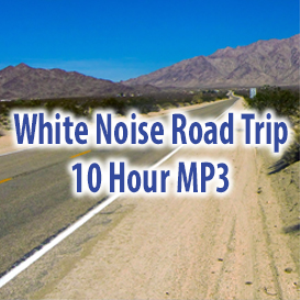 white noise road trip (10 hours)