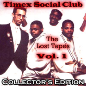 tapes - timex social club: the lost tapes vol. 1