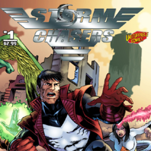 Stormchasers #1 Digital Deluxe | eBooks | Comic Books