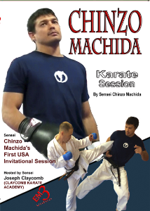 CHINZO MACHIDA Karate Session  VIDEO DOWNLOAD Part 1 & 2 | Movies and Videos | Sports