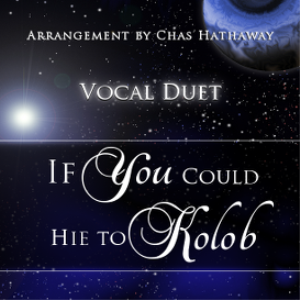 Duet If You Could Hie to Kolob | eBooks | Sheet Music