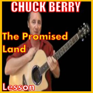 learn to play the promised land by chuck berry