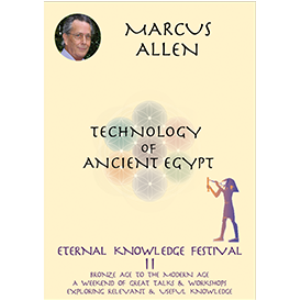 Marcus Allen. Technology of Ancient Egypt. Eternal Knowledge Festival 2014 | Movies and Videos | Educational
