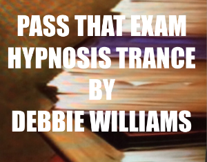 pass that exam hypnosis to help