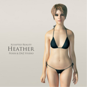 Sculpted Reality: Heather | Software | Design