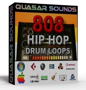808 hip hop drum loops and construction kit 80 bpm – wave -
