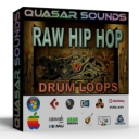 Raw Hip Hop Drum Loops 80 Bpm + Wave / Midi + | Music | Rap and Hip-Hop