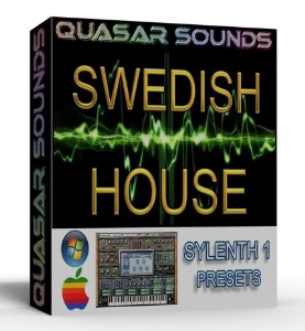 SWEDISH HOUSE SOUNDS sylenth1 patches vsti presets | Music | Dance and Techno