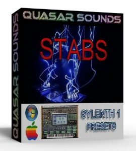 STAB SOUNDS sylenth1 synth presets | Software | Audio and Video