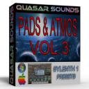 PADS AND ATMOS VOL.3 sylenth1 presets | Music | Soundbanks