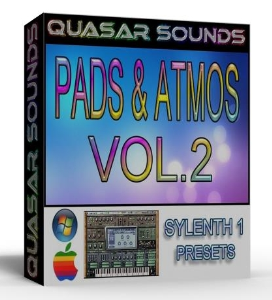 pads and atmos vol.2 sylenth1 presets vsti patches