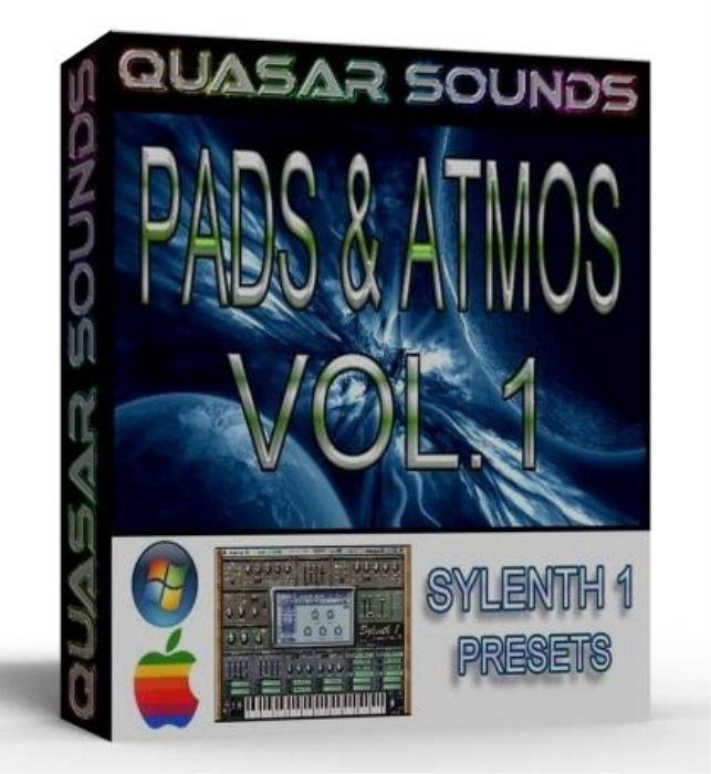 First Additional product image for - PADS AND ATMOS VOL.1 sylenth1 presets vsti patches