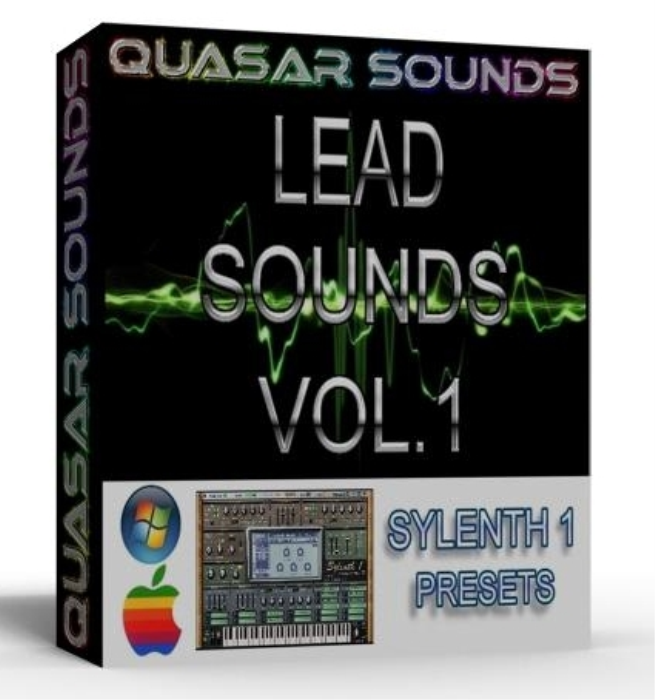 First Additional product image for - LEAD SOUNDS Vol.1 sylenth1 vsti patches