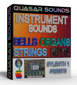 INSTRUMENT SOUNDS sylenth1 vsti presets | Software | Audio and Video