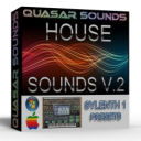 HOUSE SOUNDS Vol.2 sylenth1 vsti presets | Software | Audio and Video