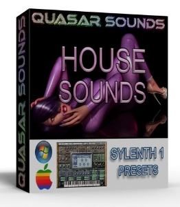 HOUSE SOUNDS Vol.1 sylenth1 vsti presets | Software | Audio and Video