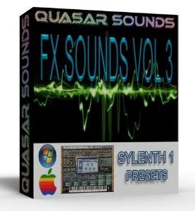 FX SOUNDS Vol.3 sylenth1 presets vsti sound bank | Music | Soundbanks