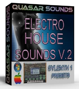 ELECTRO HOUSE VOL2 sylenth1 presets vsti patches | Software | Audio and Video