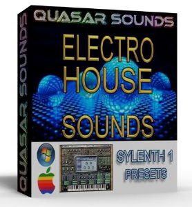 electro house vol1 sylenth1 presets vsti bank