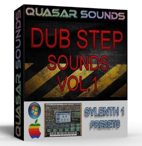 dub step vol .1 sylenth1 presets