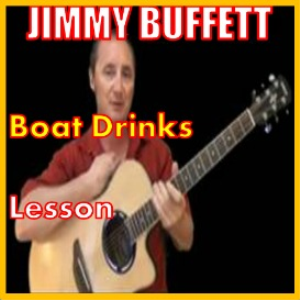 Learn to play Boat Drinks by Jimmy Buffett | Movies and Videos | Educational