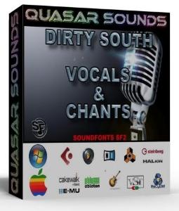 Trap – Dirty South Vocals & Chants – Wave Kontakt Reason Logic | Music | Soundbanks