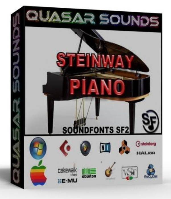 First Additional product image for - Steinway Grand Piano Samples – Wav Kontakt Reason Logic