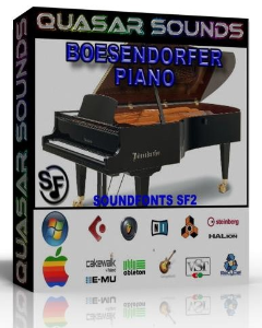 Boesendorfer Piano Samples – Wav Kontakt Reason Logic | Music | Soundbanks