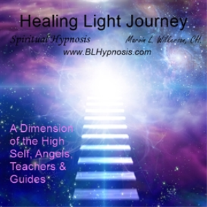 a healing light journey - a different dimenson