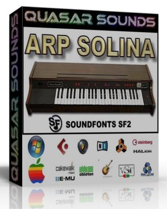 First Additional product image for - Arp Solina Strings Samples Wav Kontakt Reason Logic Halion