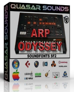 arp odyssey samples wave kontakt reason logic halion