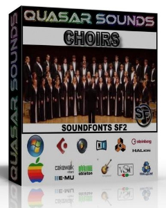 choir vocals – wav kontakt reason logic halion