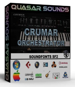 Crumar Orchestrator Samples Wave Kontakt Reason Logic | Music | Soundbanks