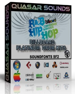 hip hop & r&b billboard charts platinum drum kits – wave