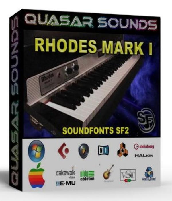 First Additional product image for - Fender Rhodes Mki – Wav Kontakt Reason Logic Halion